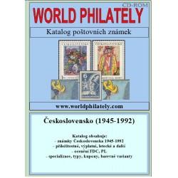 Katalog poštovních známek -...